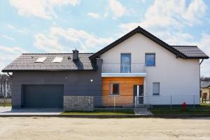 Dom jednorodzinny w Katowicach - pow. użytkowa 240 m2