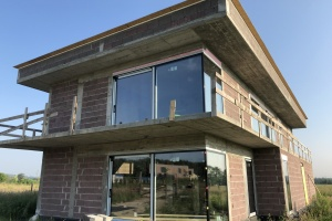 Dom jednorodzinny w Katowicach - pow. użytkowa 320 m2