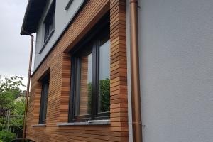 Modernizacja domu jednorodzinnego w Katowicach - pow. użytkowa 300 m2