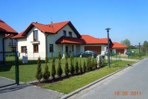 Osiedle 16 domów jednorodzinnych w Katowicach - pow. użytkowa 180-215 m2
