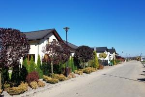 Osiedle 18 domów jednorodzinnych w Katowicach - pow. użytkowa 180m2-240m2