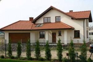 Osiedle 4 domów jednorodzinnych w Katowicach - pow. użytkowa 180-210 m2